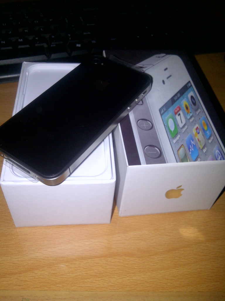 Jualan iphone 4 cdma Second | andilukman.com